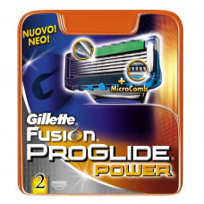 Gillette Fusion ProGlide Power (2 – сменные кассеты)