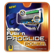 Gillette Fusion ProGlide Power (8 – сменных кассет)