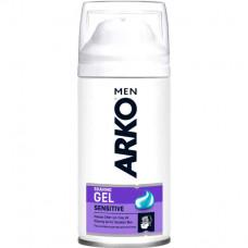 Аrko Гель для бритья, 200мл,, SENSITIVE (для чувств, кожи)