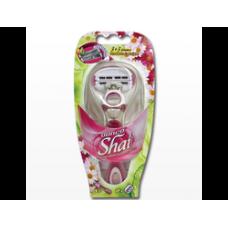 DORCO SHAI Sweetie (станок +1'S), женская система с шестью лезвиями и сгибаемым картриджем