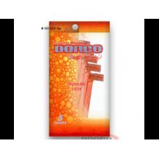 DORCO SD-503, однораз. ст. 5 шт, фиксир. головка с 1 лезвием