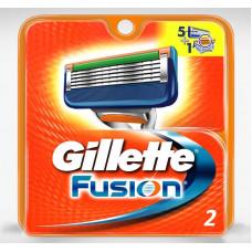 Gillette FUSION (2 – сменные кассеты)