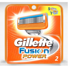 Gillette FUSION Power (2 – сменные кассеты)
